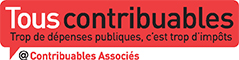 Contribuables logo